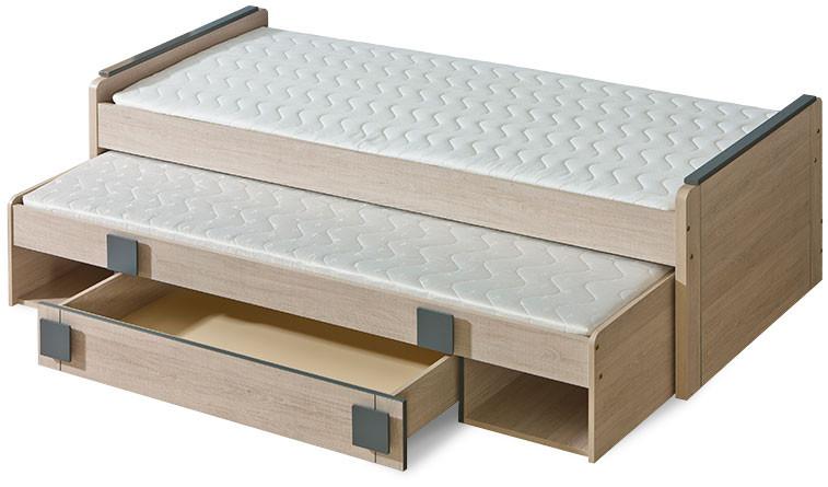 Łóżko podwójne Gumi G16