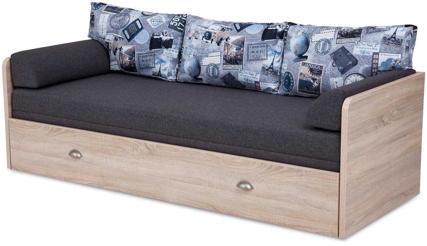Łóżko Fox